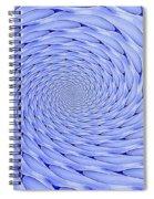Blue Tip Whirlpool Spiral Notebook