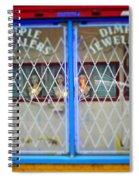Blue View Spiral Notebook