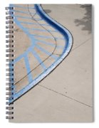 Blue Zone Spiral Notebook
