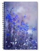 Bluebell Heaven Spiral Notebook
