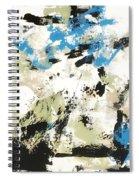 Bluebells #2 Spiral Notebook