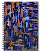 Blueberry Cobbler Spiral Notebook