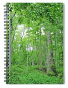 Blueboonet Swamp Baton Rouge La Spiral Notebook
