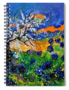 Bluecornflowers 451120 Spiral Notebook