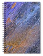 Blueness Spiral Notebook