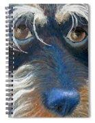 Bluenose Spiral Notebook