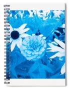 Blue's Art Spiral Notebook