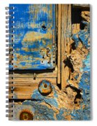 Blues Dues Spiral Notebook