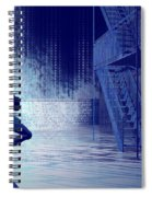 Blues In The Night Spiral Notebook
