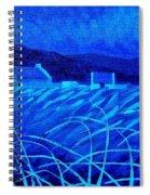 Bluescape Spiral Notebook
