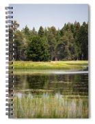Bluff Lake Ca 12 Spiral Notebook