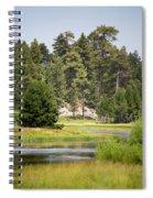 Bluff Lake Ca 13 Spiral Notebook