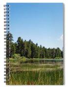 Bluff Lake Ca 3 Spiral Notebook