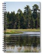 Bluff Lake Ca 6 Spiral Notebook