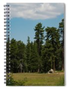 Bluff Lake Ca 7 Spiral Notebook