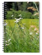 Bluff Lake Wild Flowers 1 Spiral Notebook