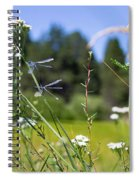 Bluff Lake Wild Flowers 2 Spiral Notebook