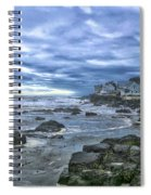 Blustery Day Spiral Notebook