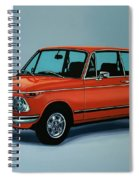 Bmw 2002 1968 Painting Spiral Notebook