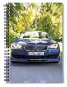 BMW Spiral Notebook