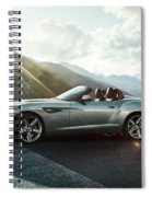 Bmw Zagato Roadster Spiral Notebook