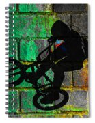 Bmx II Spiral Notebook