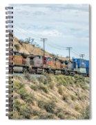 Bnsf5256 Spiral Notebook