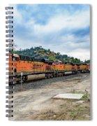 Bnsf7492 1 Spiral Notebook