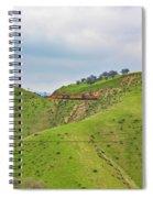 Bnsf7492 2 Spiral Notebook