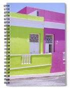 Bo Kaap Spiral Notebook