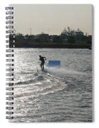 Board Jump Spiral Notebook