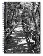 Boardwalk B Spiral Notebook