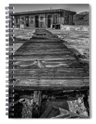 Boardwalk Spiral Notebook