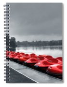 Boat Hire Spiral Notebook