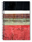 Boat Hull Spiral Notebook