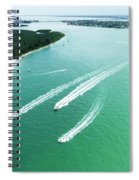 Boat Life Spiral Notebook