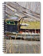 Boat N Buoys Spiral Notebook