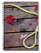 Boaters Chain Spiral Notebook