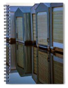 Boathouse 2 Spiral Notebook