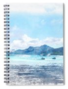 Boating Must Be Fun Spiral Notebook