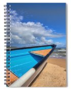 Boats In Mayaro Spiral Notebook