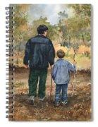 Bob And Alex Spiral Notebook