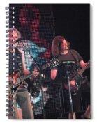 Bob Weir And John K. - Furthur Spiral Notebook