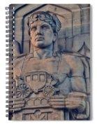 Bob Hope Memorial Bridge Spiral Notebook