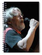 Bob Seger 3689 Spiral Notebook