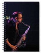 Bob Seger-alto Reed 3936 Spiral Notebook