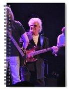 Bob Seger-chris Campbell 6092 Spiral Notebook