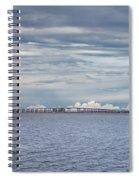 Bob Sikes Bridge Spiral Notebook