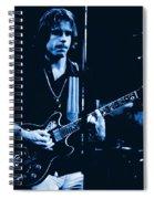 Bob Weir At Winterland 1977 Spiral Notebook