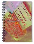 Bobbing Along Spiral Notebook